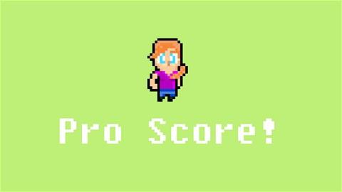 Pro Score!