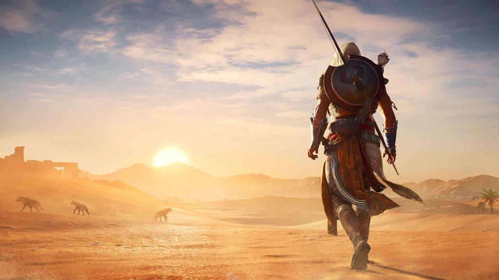 Ubisoft ne s'arrête plus avec Assassin's Creed Origins.