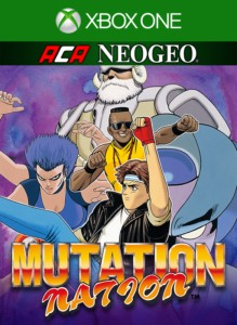 ACA NEOGEO MUTATION NATION