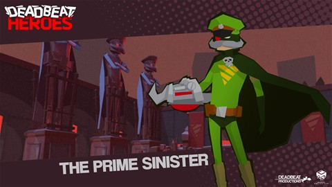 Defeated Prime Sinister