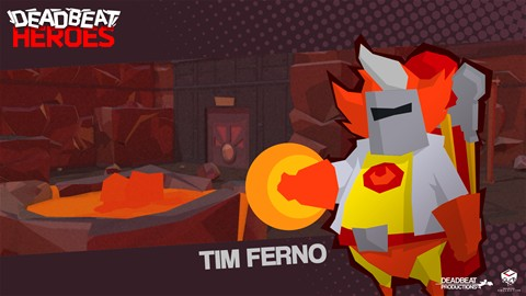 Defeated Tim Ferno