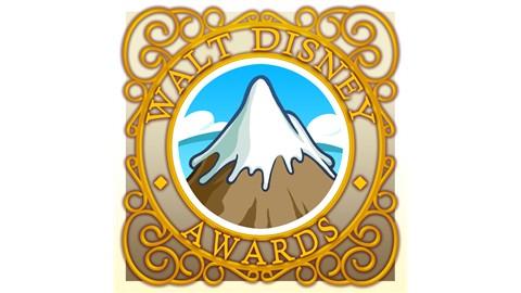 Alpiniste de Disneyland