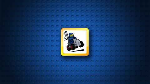... Un grand pas pour les LEGO!