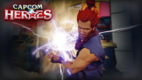 Héros de Capcom