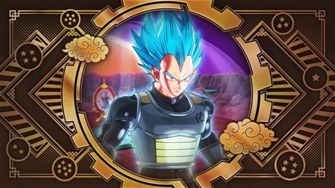 C'est le nouveau Super Saiyen Blue!