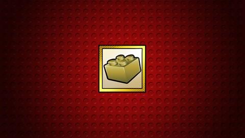Une autre brique dorée dans le mur