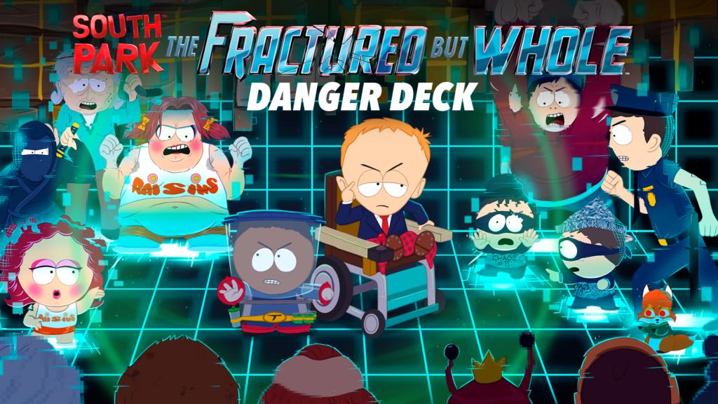 Le premier DLC de South Park : l'annale du destin est disponible.