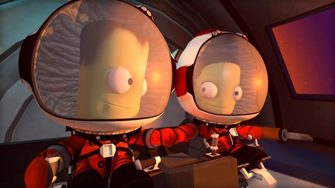 Here Comes the Kerbalry