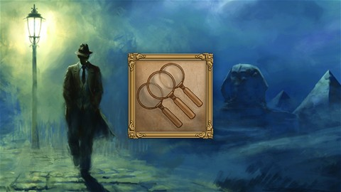Amateur Detective (Episode 3)