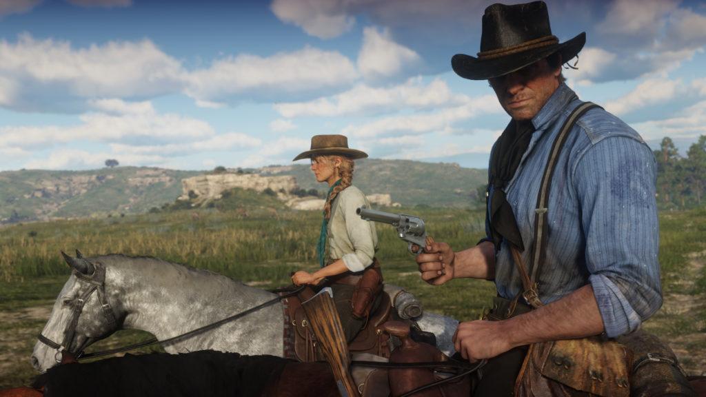 Red Dead Redemption 2 tient sa date de sortie !