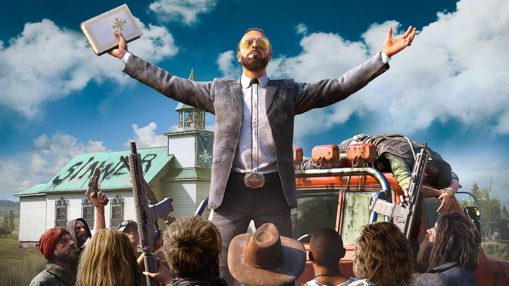 Far Cry 5 est officiellement disponible !