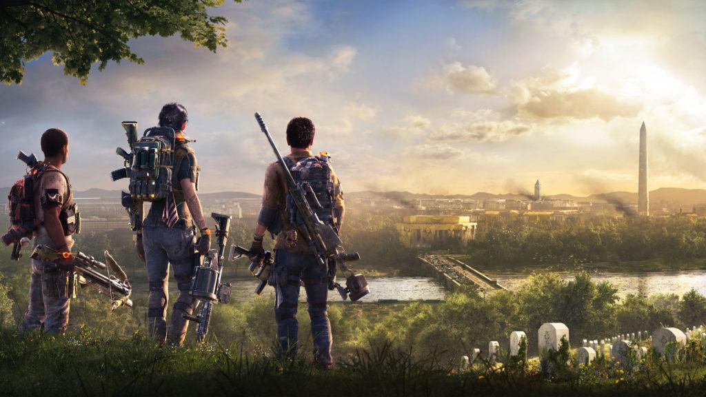 Ubisoft : The Division 2, une date de sortie et de nombreux détails !