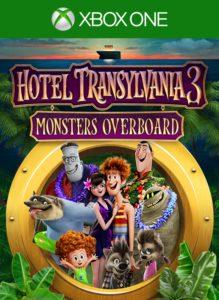 Hotel Transylvania 3 Des monstres à la mer !