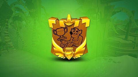 C1 | N. Trépide Crash Bandicoot