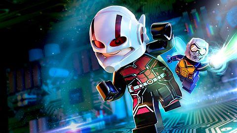 Pack Aventure et pers. Marvel Ant-man et la Guêpe