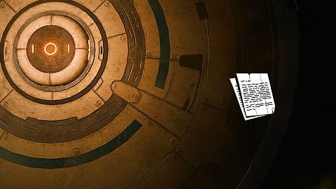 DLC Mars: Journal martien
