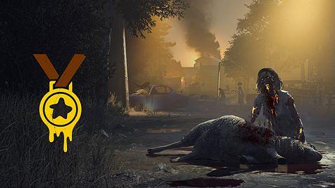 DLC: Zombies: MéZaillé d'or