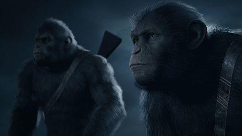 Méchant macaque