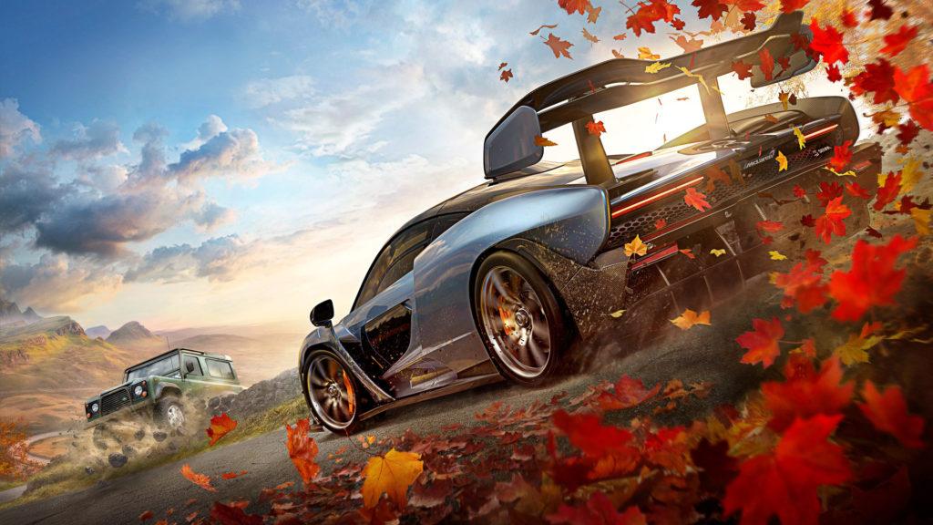Forza Horizon 4 se verra optimisé sur Xbox Series X