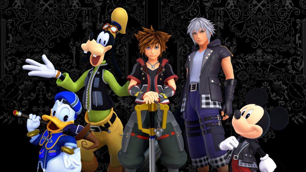 Kingdom Hearts III accueille son DLC et de nouveaux succès