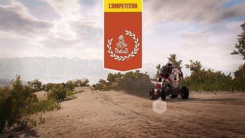 Compétiteur de Dakar 18