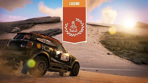 Légende de Dakar 18