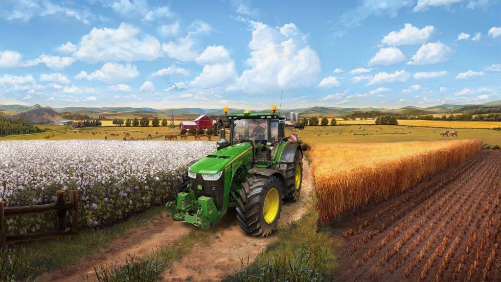 Un nouveau DLC pour Farming Simulator 19