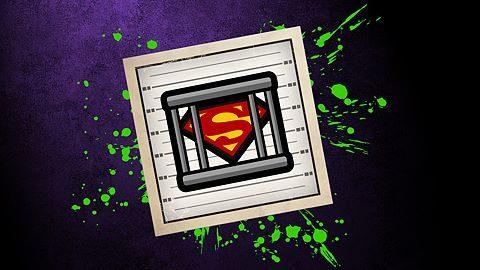 Superman déchaîné