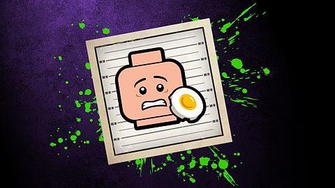 Tête d'œuf