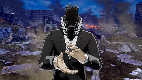 Maître des ombres