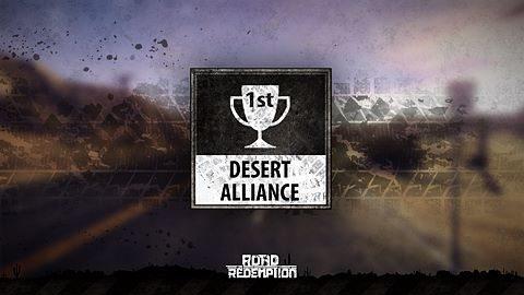 Desert Alliance Or!