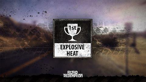 Explosive Heat Or!
