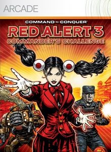 Command and Conquer Alerte Rouge 3:<br/> Le Challenge