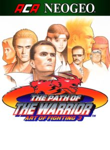 ACA NEOGEO ART OF FIGHTING 3 for Windows