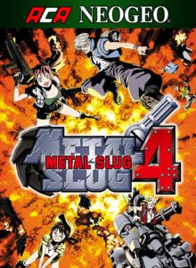 ACA NEOGEO METAL SLUG 4 for Windows