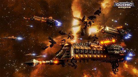Flotte de guerre Obscurus