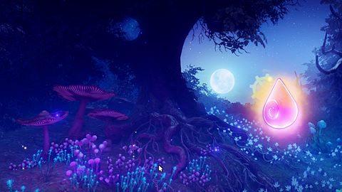 La chasse sous la lune