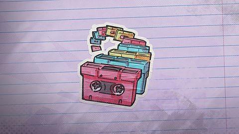 Cassettes à gogo
