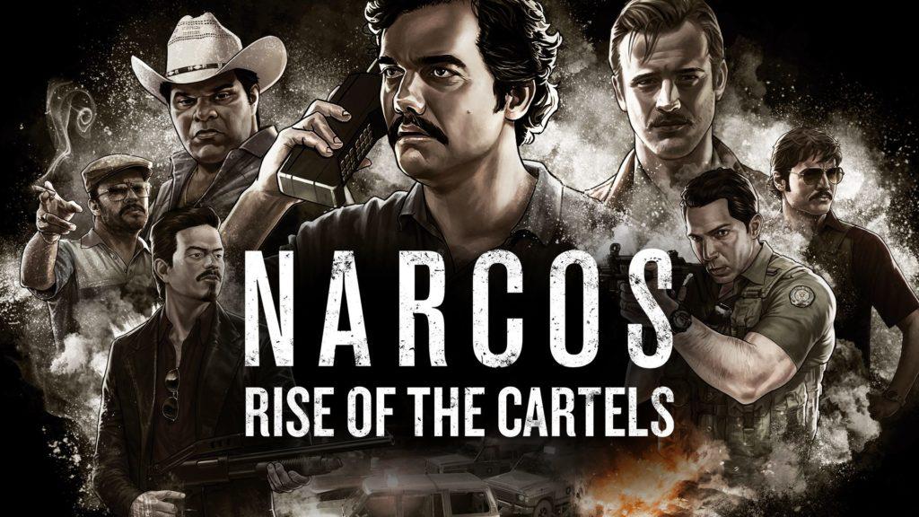 Narcos: Rise of the Cartels se trouve une date de sortie