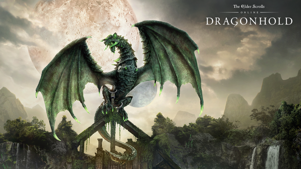 The Elder Scrolls Online accueille un nouveau pack : Dragonhold