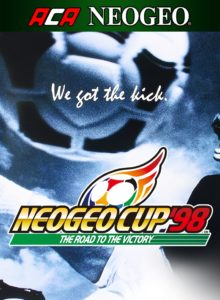 ACA NEOGEO NEO GEO CUP '98: THE ROAD TO THE VICTORY for Windows