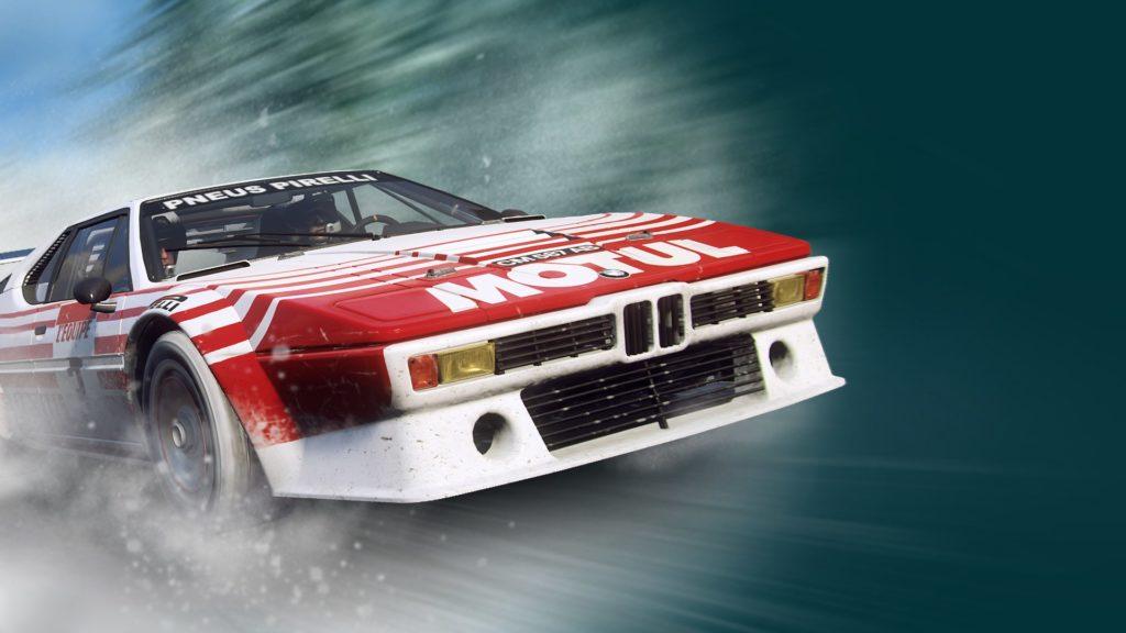 BMW M1 Procar Rally