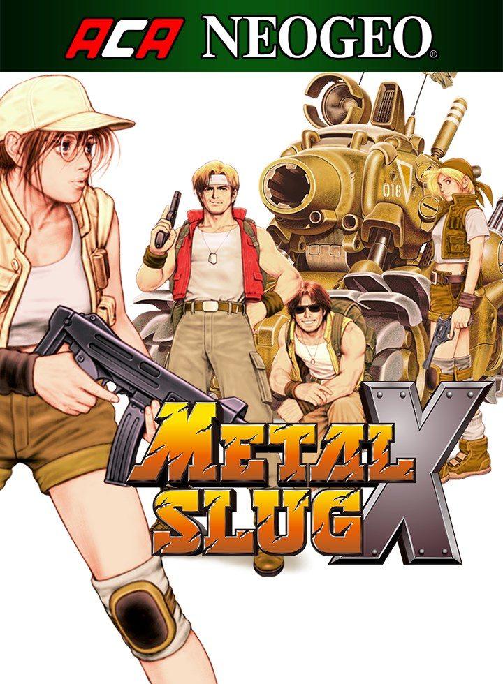 ACA NEOGEO METAL SLUG X for Windows