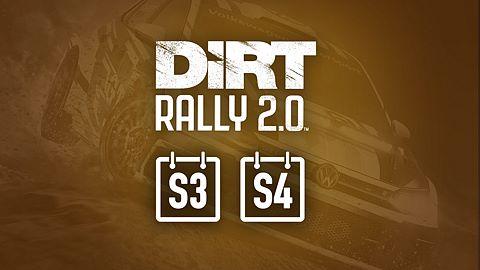DiRT Rally 2.0 Saison 3