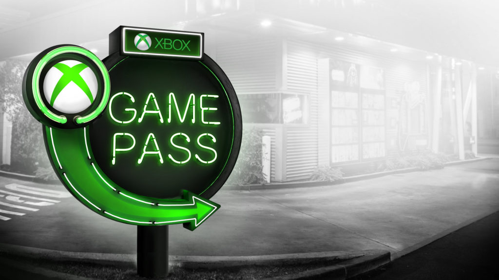 Banner Xbox Game PASS