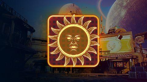 Irruption solaire