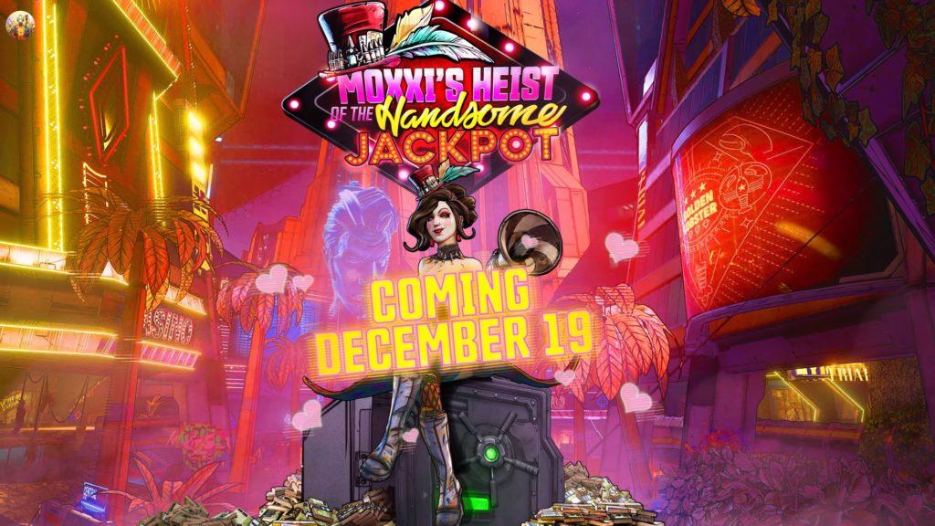 Borderlands 3 à l'affiche des Free Play Days ce week-end et un DLC à venir
