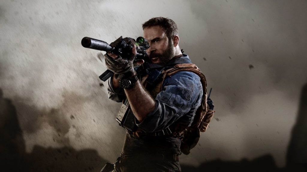 COD Modern Warfare présente sa première feuille de route gratuite