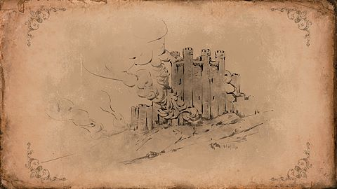 Fléau des châteaux