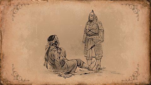 L'assassinat de Kushluk